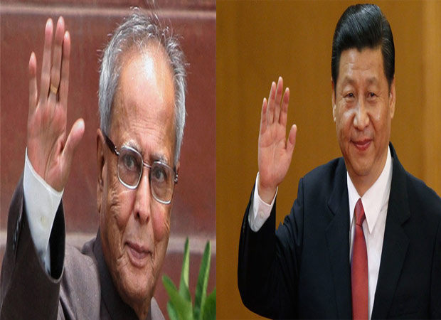 President Mukherjee leaves for four-day tour to China