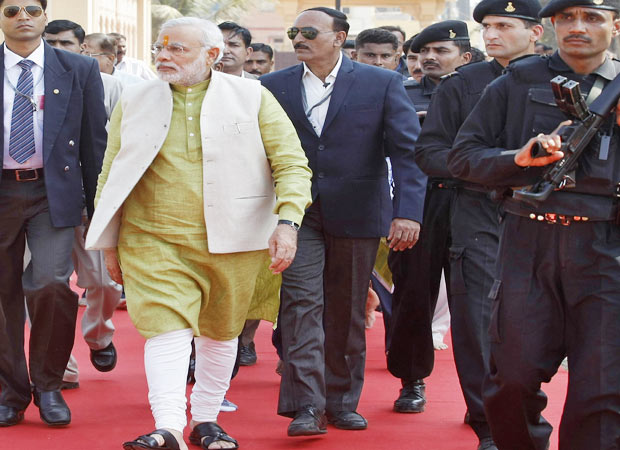 Security arrangements beefed up for Modi's rally in Saharanpur