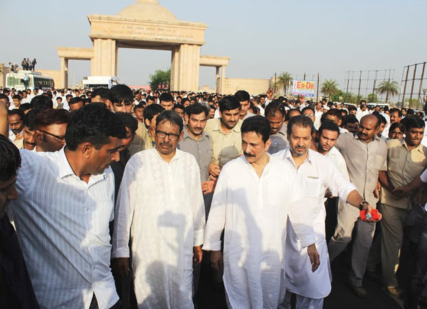 Video: Mother of Sahara Chief Subrata Roy cremated at Lucknow