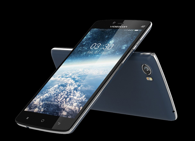 Videocon unveils Krypton3 V50JG smartphone with luring features