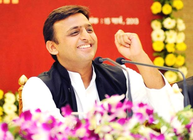 UP Chief Minister Akhilesh Yadav takes a dig at Centre, BSP