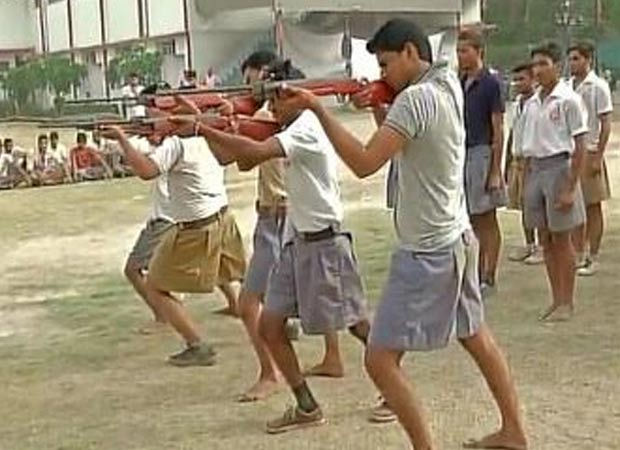 Police registers case against Bajarang Dal for arms training