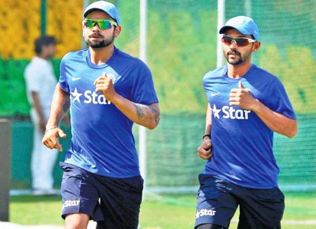 Virat and Ajinkya recommended for prestigious awards by BCCI
