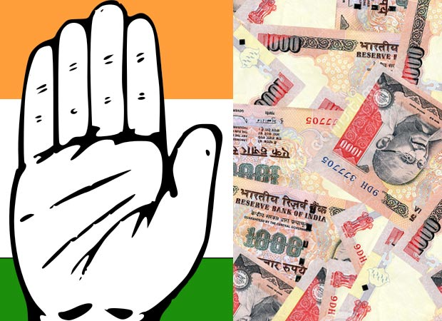 Cong faces fund crunch, asks workers to donate Rs 250 per year
