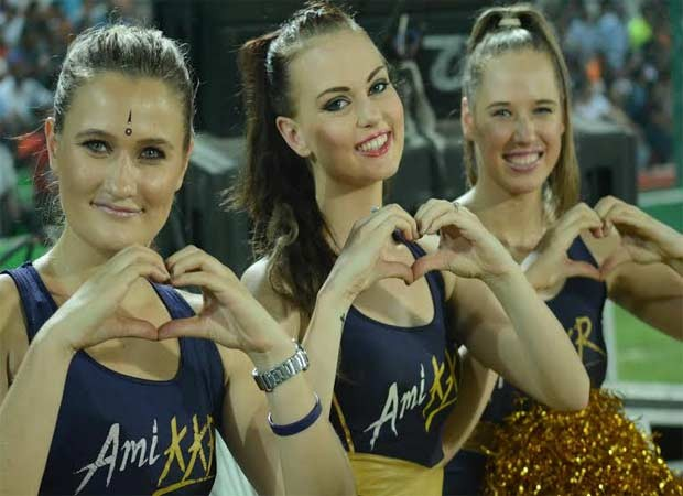 IPL 2016: Over-hooting annoys Cheerleaders at Green Park