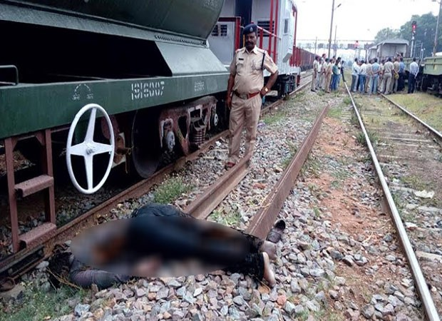 Photo journalist dies while covering the water train in Jhansi