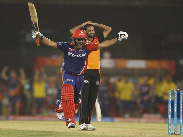 Karun Nair helped DD win over SRH by six wickets