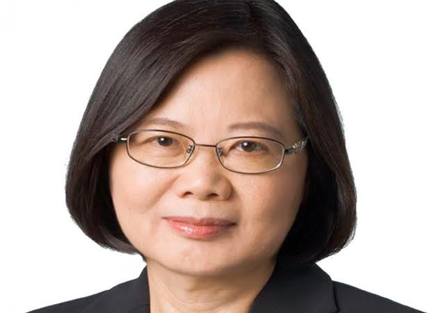 Tsai Ing-wen becomes first female President of Taiwan