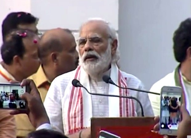 BJP forming government in Assam was surprising for some: Modi