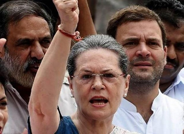Sonia, Rahul and Manmohan courted arrest during protest march