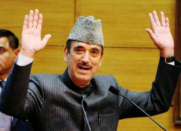 Congress appoints Ghulam Nabi Azad as in-charge of UP