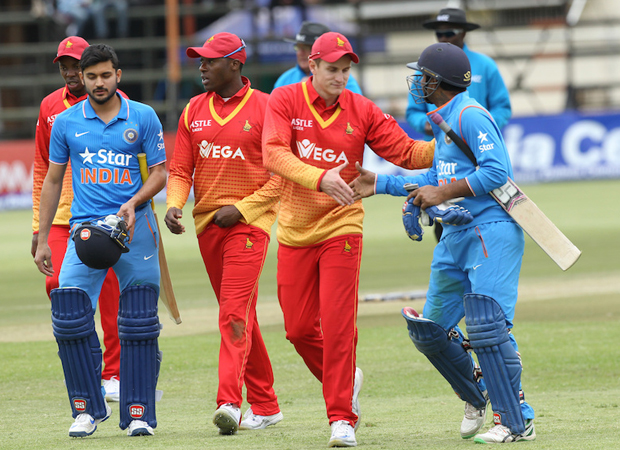India beat Zimbabwe by 8 wickets; Seal series 2-0