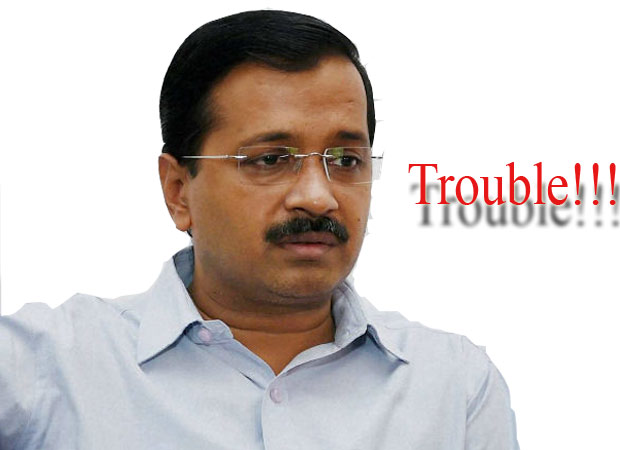 Is Aam Admi Party really in trouble???