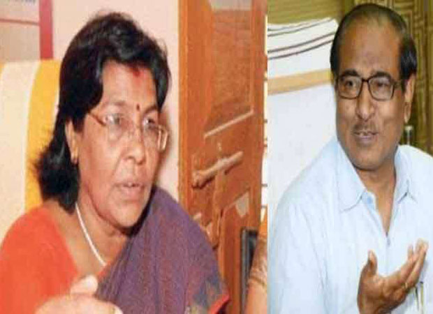 Lalkeshwar Singh and his wife Usha Sinha nabbed by the police