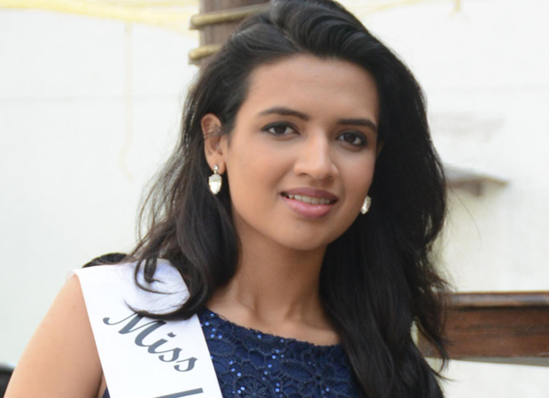 Miss India Canada Manasvi Noel visits Lucknow for social cause