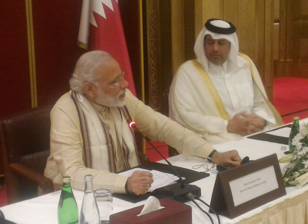 India is land of opportunities, says PM Modi in Qatar