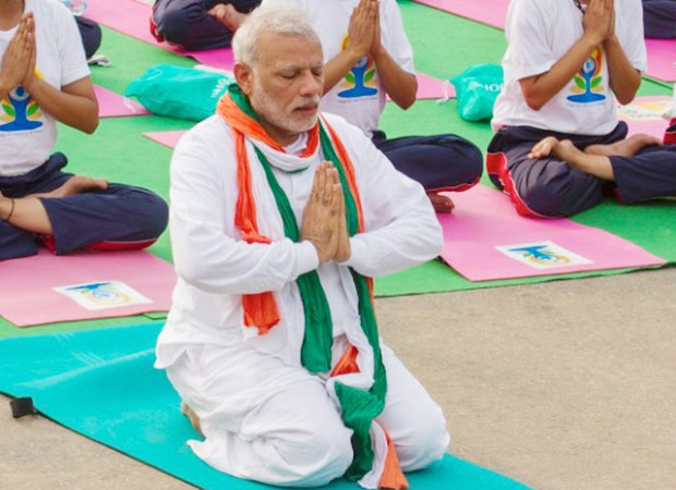 IYD: Modi to perform yoga with thousands of people in C'garh