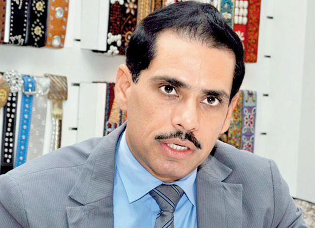 Governments using me for political gains, says Robert Vadra