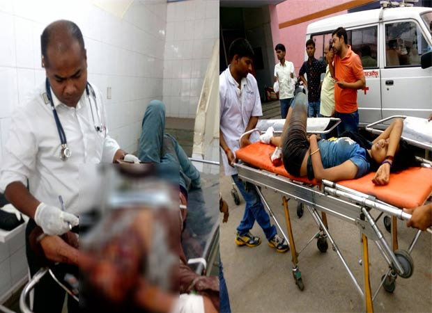Three killed in road accident in UP