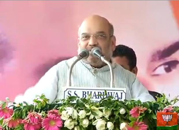 Only BJP can beat SP and BSP in Uttar Pradesh: Amit Shah