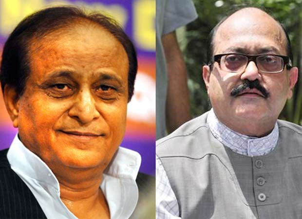 Azam Khan votes for Amar Singh to fulfil the partys wish