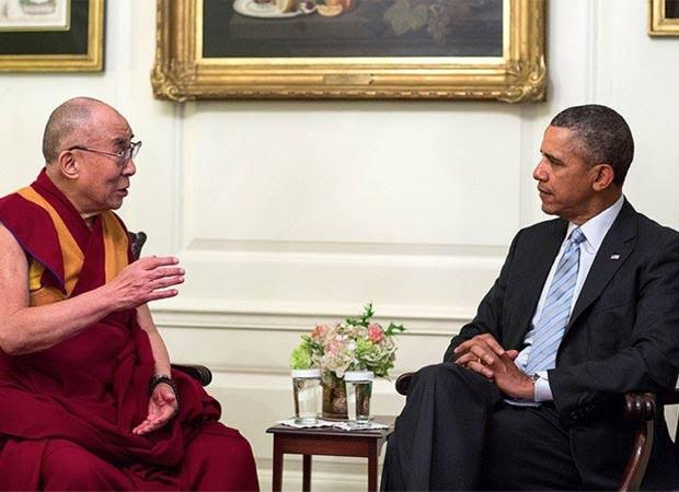 Dalai Lama to meet US President Barack Obama for the fifth time