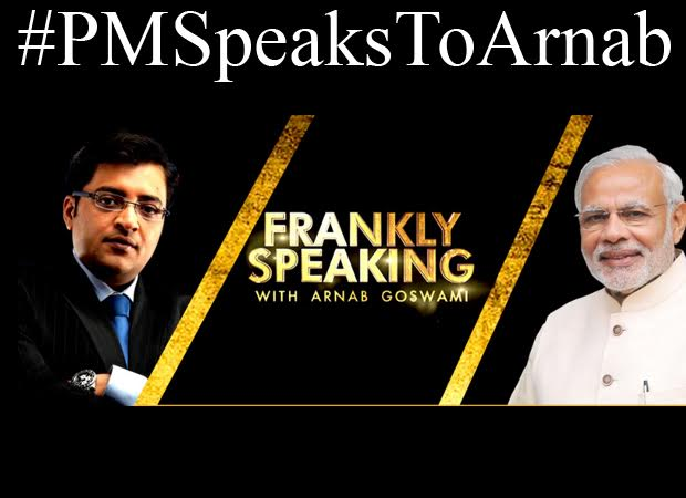 Nation wants to know what #PMSpeaksToArnab: interview excerpts
