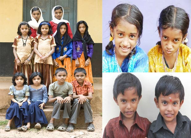 Bizarre: At least 250 sets of twins live in this Indian village