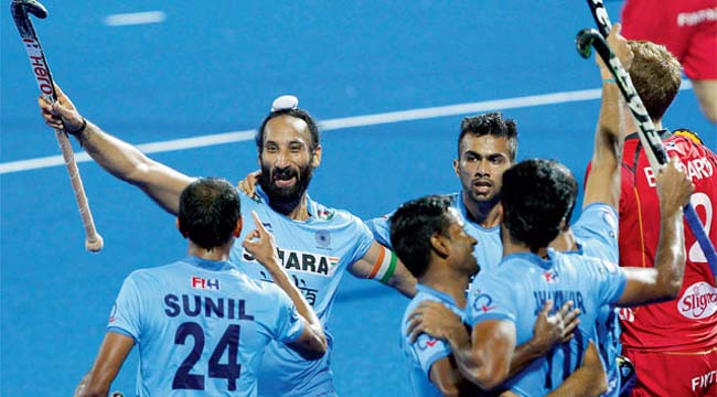 Indian Hockey team climbs two spots in FIH rankings