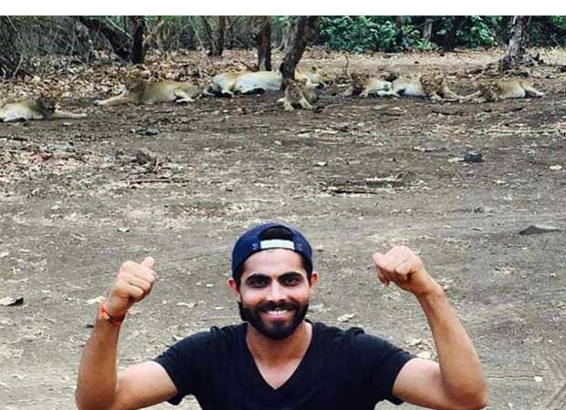 'Sir' Jadeja sparks off controversy but off the field
