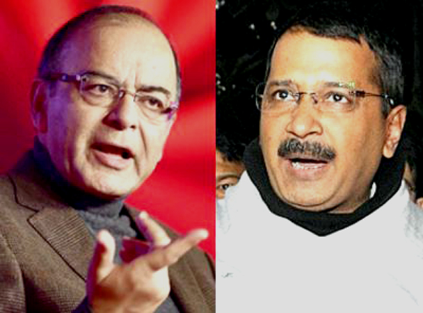 Jaitley attacks Delhi govt. for misusing the state exchequer