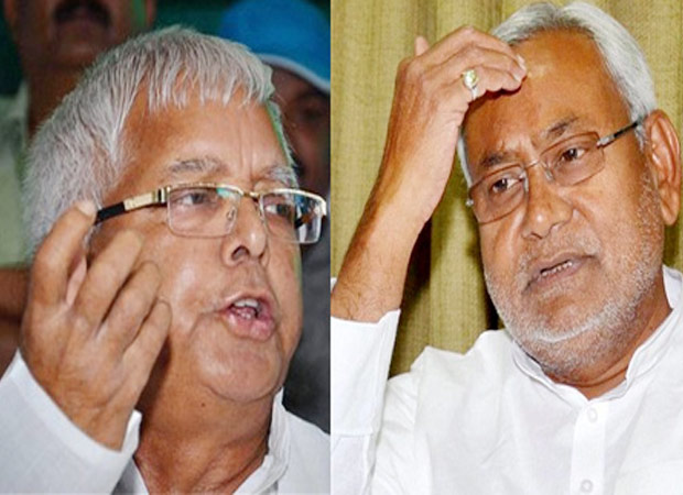 Lalu and Nitish not on the same page on prohibition issue