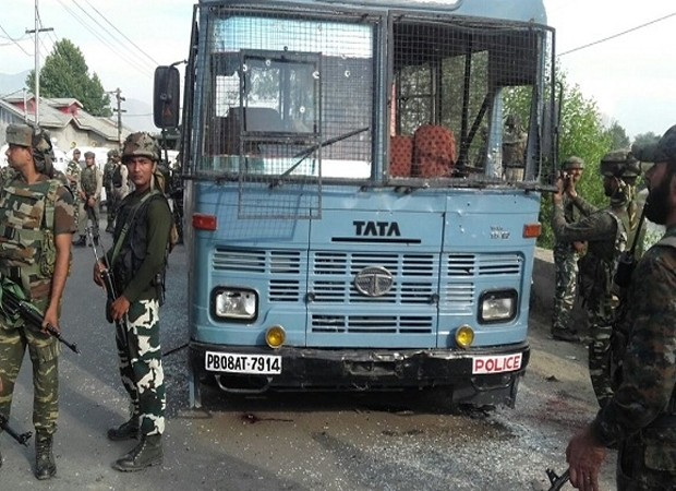 Eight CRPF men including five from UP killed in Kashmir attack