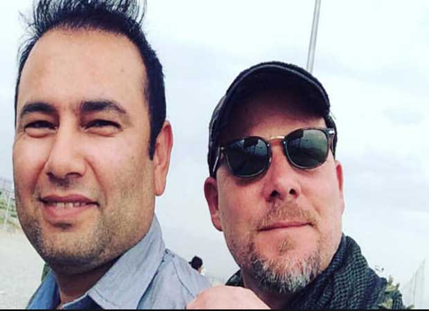 Two journalists killed by shellfire in southern Afghanistan