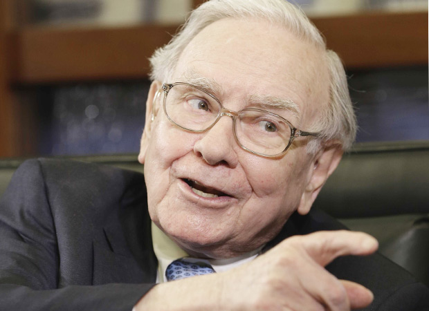 Anonymous man pays $3.4 million for lunch with Warren Buffet