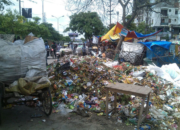 Swachh Bharat a far cry in the City of Nawabs