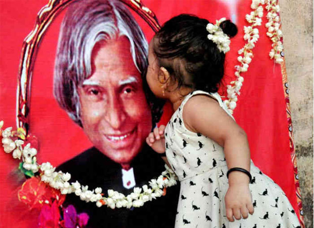 Kalam: People's president,Students friend and 'Ratna' of India