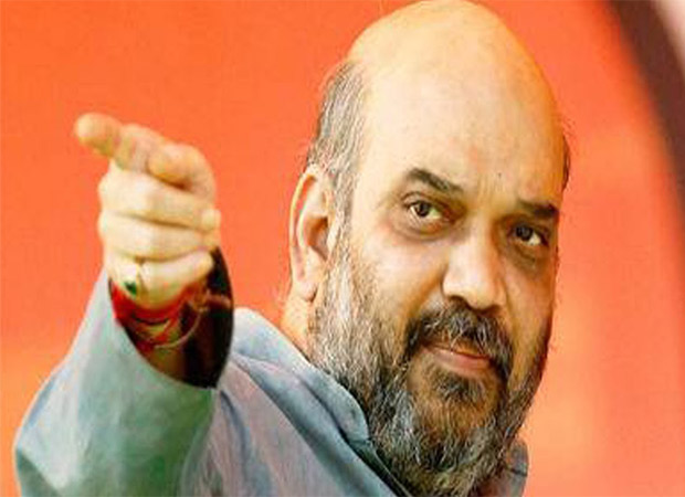 BJP president Amit Shah attacks SP, Congress in Allahabad rally