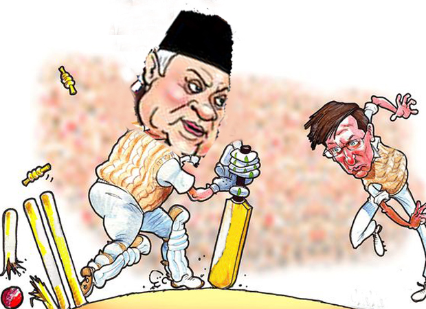 Clean Bowled: Farooq Abdullah may be chargesheeted by CBI