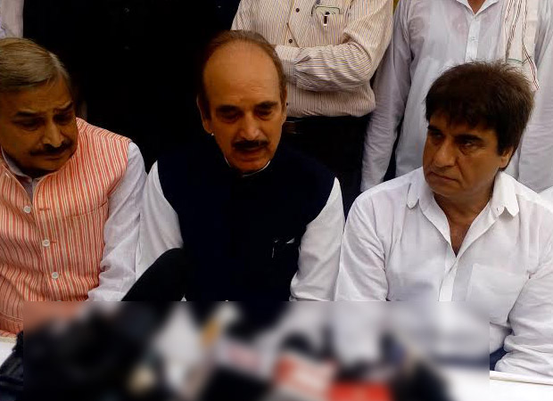 Only Congress can improve law and order situation in UP: Azad