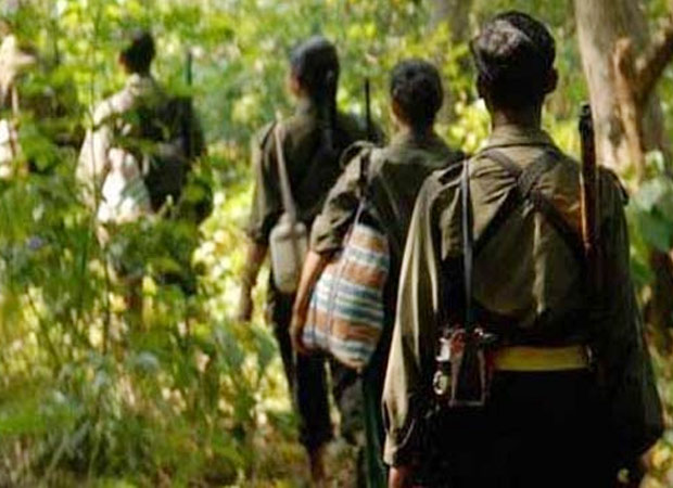 Maoist couple with bounty of Rs nine lakh on head surrenders