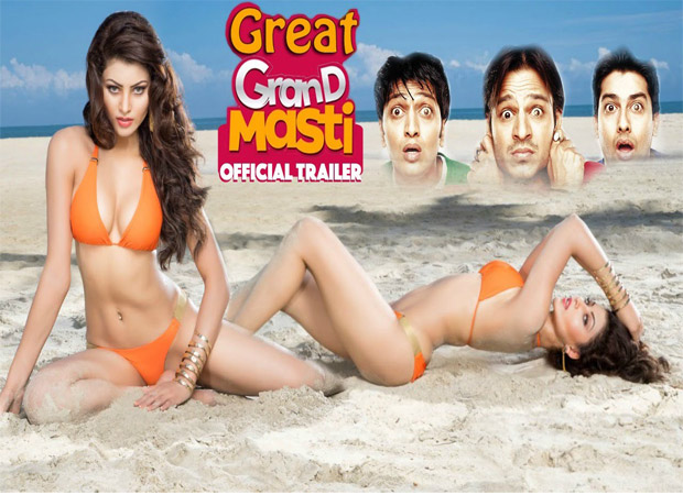 Great Grand Masti leaked online, six detained from Delhi