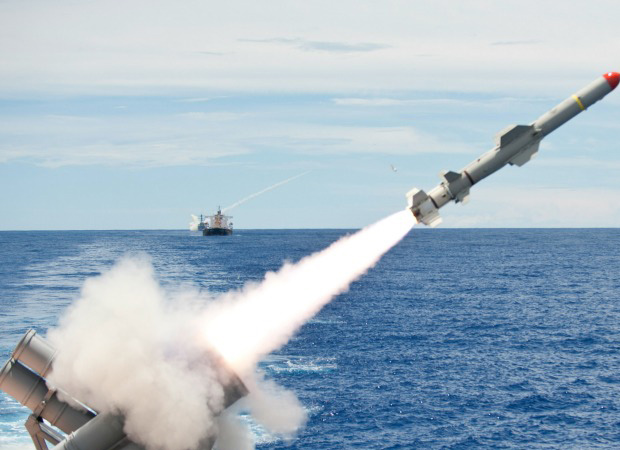 Taiwan mistakenly fires a supersonic missile towards China