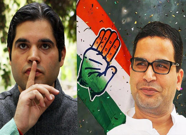 PK trying for 'wild card' entry of Varun Gandhi in Congress