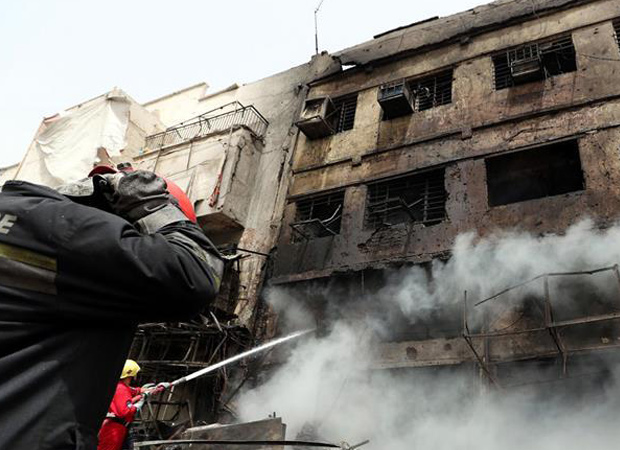 Suicide bomb explosion kills 16 people in central Baghdad