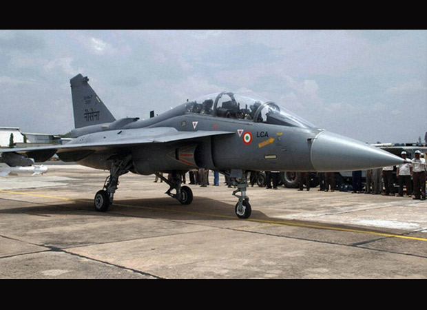 IAF inducts two Tejas Light Combat Aircraft in Flying Daggers
