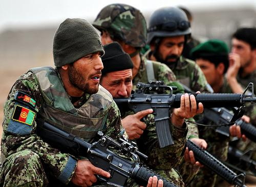 Afghan army, police kill 53 terrorists in encounter