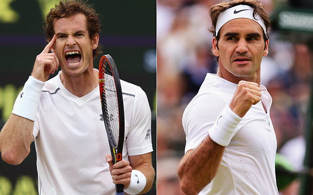 Roger Federer makes exit, Andy Murray reaches Wimbledon final