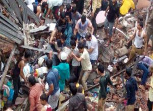 Bhiwindi building collapse: Six buried alive, nine injured
