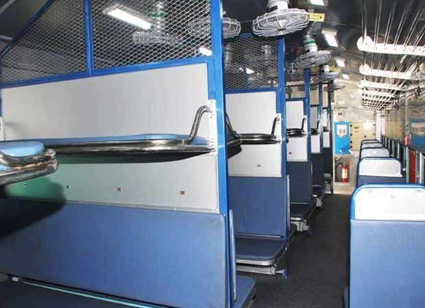 Unreserved passengers soon to get AC like coaches | PHOTOS